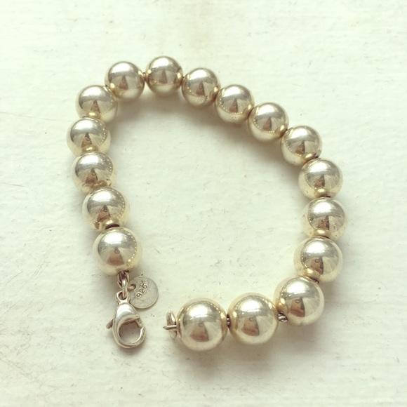 99c016fe2 Tiffany & Co. Jewelry   Tiffany Co Bead Bracelet   Poshmark